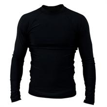 Black Long Sleeve Rashguard